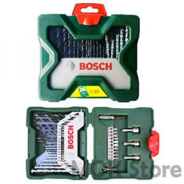 Bosch Multi-Purpose 33pcs X line Bit Set Driver Drill Bits Bosch Accessories Set