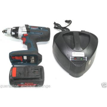 BOSCH battery drill GSR 36 VE-2-Li Charger & 1 Battery 1.3Ah