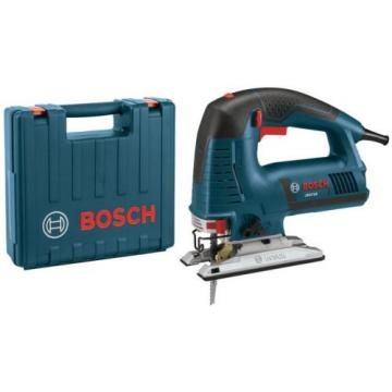 Top-Handle Jig Saw Tool Kit 7.2 Amp Corded Variable Speed Case Included Bosch