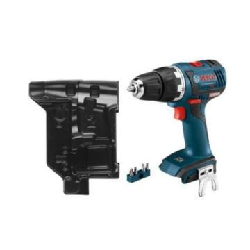 18-Volt EC Brushless Compact Tough 1/2 in. Drill/Driver Keyless Power Tool Blue