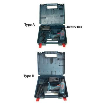 [Sale] Bosch Carrying Case Tool Box for Bosch Drill GSR 7.2-2,9.6-2,12-2,14.4-2