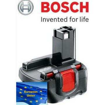 original Bosch 2607335526 PSR 12 V/1.2 Ah NICD Battery