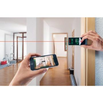 Bosch PLR 50 C Digital Laser Measure (Measuring up to 50 m)