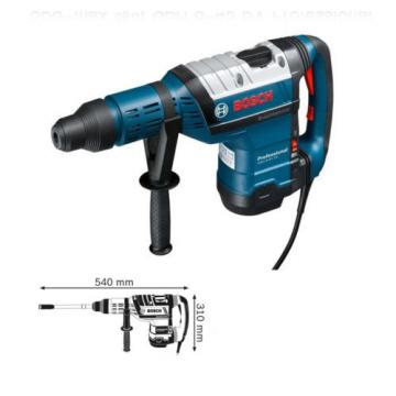 Bosch GBH8-45DV Professional Rotary Hammer with SDS-max 1500W, 220V Type-C