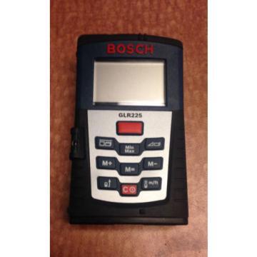 Bosch GLR 225 laser measure