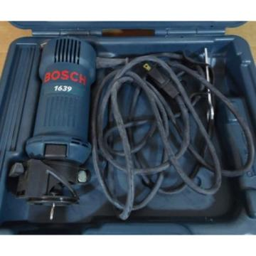 BOSCH MODEL1639 ROTARY SAW KIT W/ HARDCASE - IN UNUSED CONDITION