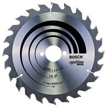 Bosch 2 608 641 185 Optiline Lama per Seghe, 24 denti