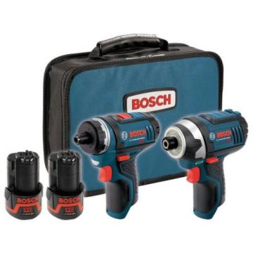12 Volt MAX Lithium-Ion Cordless Power Two 2.0Ah Batteries Combo Kit (2-Tool)