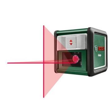 Bosch Quigo Cross Line Laser with MM02 Mount