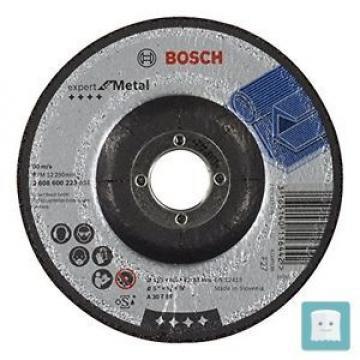 BOSCH MOLA A SBAVO PER METALLO, 115X6 MM 125X6,0