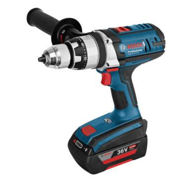 NEW! Bosch 36V Impact Drill Driver Li-Ion Cordless - GSB 36VE-2-Li BB -Skin Only