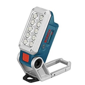 Bosch FL12 (12V/2.0Ah) LED Cordless Work Light Free Standing Bare Tool 330 Lumen