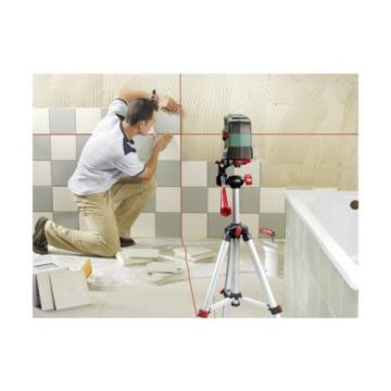 Bosch PCL 20 Cross Line Laser Level with Tripod Set
