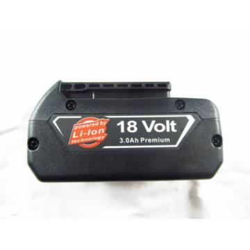 New battery for Bosch BAT609 BAT618 BAT620 18V Li-Ion 18Volt Lithium