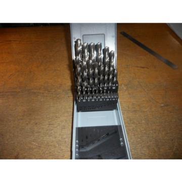 Bosch 25 Piece 1-13mm HSS-G Metric Drill Bit Set