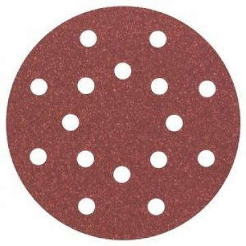 BOSCH, Fogli abrasivi, 150 mm K80, 5 pz. - 2608605539
