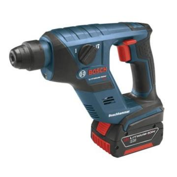 Bosch Model # RHS181K 18-Volt Hammer with (1) 4.0Ah FatPack Battery