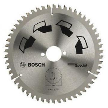 Bosch 2609256896 Special Lama per Sega Circolare, 250 x 2 x 30, 80 Denti