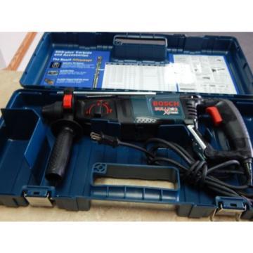 BOSCH Bulldog Xtreme SDS PLUS 11255VSR Rotary Hammer Drill Corded.