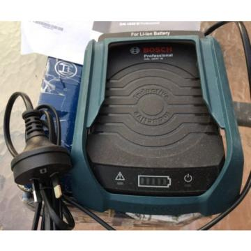 BOSCH PRO WIRELESS INDUCTIVE Li-ion BATTERY CHARGER model GAL1830W - GENUINE