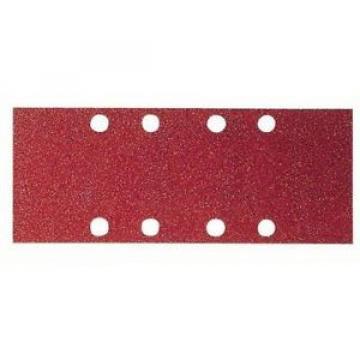 BOSCH, 2608605292, Foglio abrasivo set Expert for Wood, 10 pezzi, 8 fori, blocca