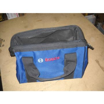 Bosch Contractors Carrying Tool Bag for 12v Cordless Drill Impact Driver Recip