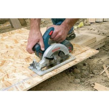 Cordless Circular Saw, Bosch, CCS180B