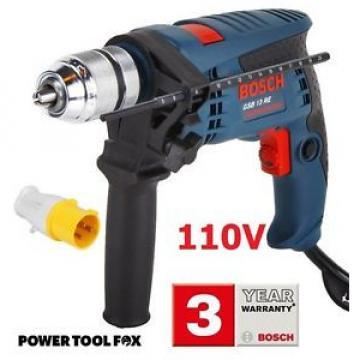 110V - Bosch PRO GSB13RE Corded VariSpeed Impact DRILL 0601217162 3165140577502#