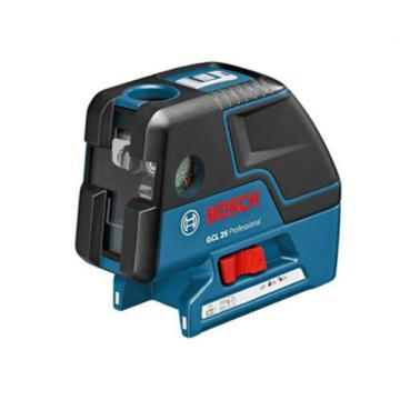 Bosch GCL25 Professional Point Laser 5-Point Alignment Cross-Line