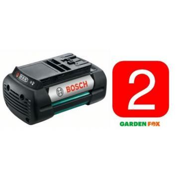 2 x new Bosch 36V 2.6ah Lithium-ion Batteries 2607336107 2607336633 F016800301.*