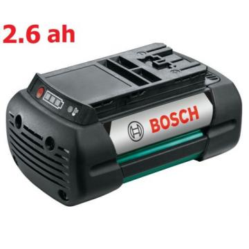 2 x new Bosch 36V 2.6ah Lithium-ion Batteries 2607336107 2607336633 F016800301.*