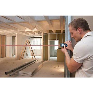 Bosch Professional GLM 40 Digital Laser Measure (measuring up to 40 metres)