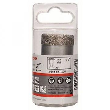 Bosch 2608587120 Dry Speed - Fresa diamantata a secco per ceramica, ø 32 mm
