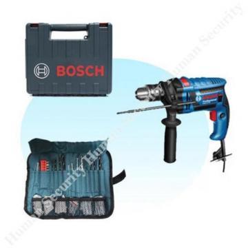 NEW BOSCH GSB13RE + 100pcs Accessories (Bit Set) Speed Impact Drill 650W 220V