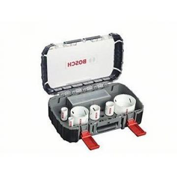 Bosch - Sega A Tazza-Elettricista-Set, Progressor, 6 Pezzi, 19 - 83 Mm