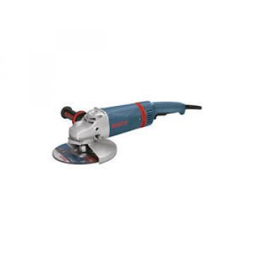 "Bosch 9"" 3 HP 6,000 RPM Large Angle Grinder 1893-6 New"