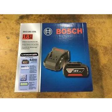 Bosch SKC181-101 Lithium-Ion Starter Kit