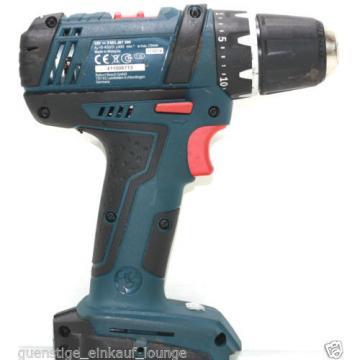 BOSCH battery Drill -Bohrschrauber GSR 18 -2-Li 18 Volt - Screwdriver Solo
