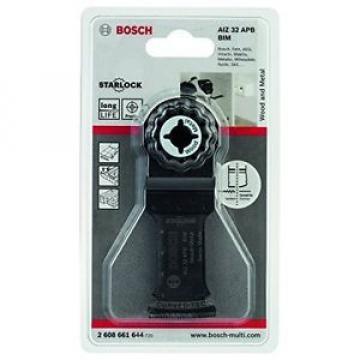 Bosch 2608661644 AIZ 28 AB - Lama BIM per tagli dal pieno Wood and Metal