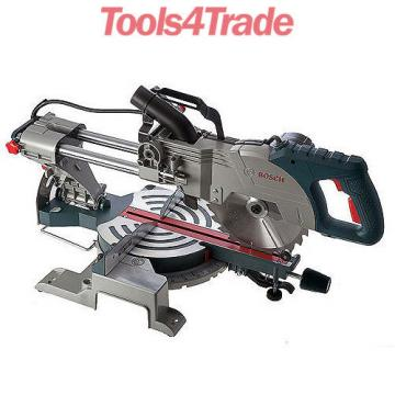 Bosch GCM800SJ 8″ 216mm Sliding Mitre Saw Single Bevel 240v GCM800SJ 0601B19070