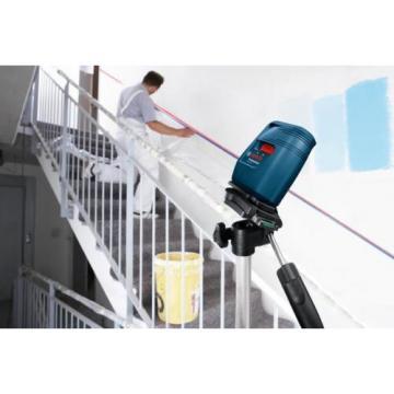 Bosch GLL3X Professional Self Level Cross 3 Line Laser