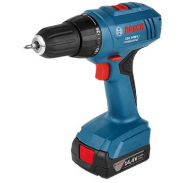 New Cordless Drill Driver GSR 1440-LI Professional Powerful LI-ion Bosch 220V