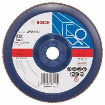 Bosch 2608607344-Disco a lamelle, grigio, 2608607372