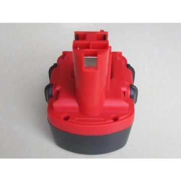 Battery for Bosch 22612 23612 3360 3360K 3455 3455-01 32612 Exact 12 Exact 700