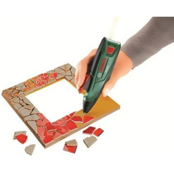 Hot Glue Pen Cardboard Glass Tiles Wood Metal Rechargeable Cordless Hot Glue Gun