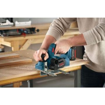 New 18V Li-Ion 3-1/4 in. Cordless Planer Bare Tool with Insert Tray for L-Boxx 2