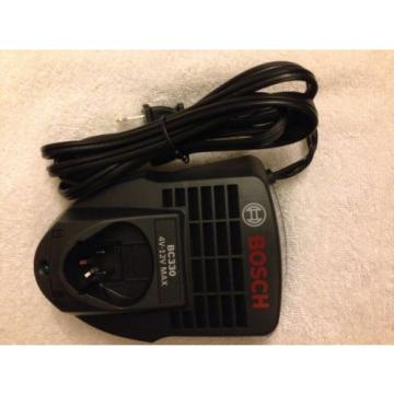 New Bosch 4V - 12V 12V  BC330 Lithium Ion Li-ion Battery Charger