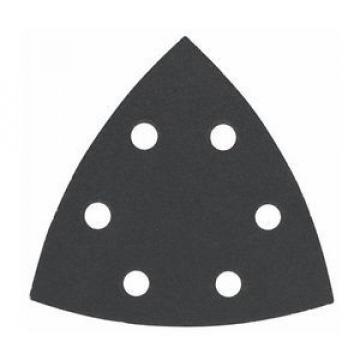 Bosch 2608608081 - Fogli di carta abrasiva per pietra, P120; 93 mm, confezione