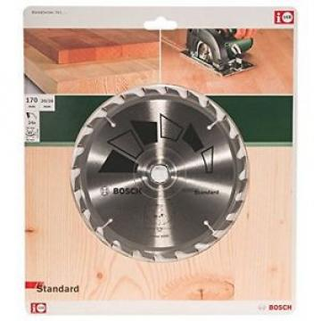 Bosch Basic 2609256812 DIY - Lama per sega circolare 170 x 2,2 x 20/16,Z24