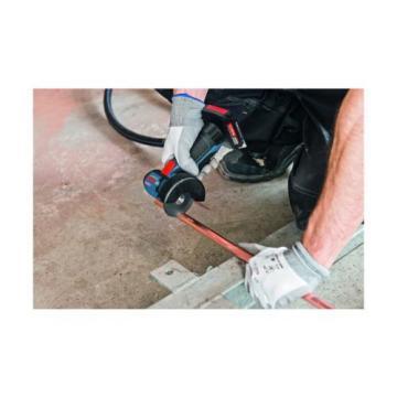 Bosch Professional GWS 10.8-76 V-EC Cordless Angle Grinder